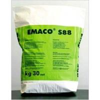 Безусадочная быстротвердеющая сухая строительная смесь тиксотроп EMACO (ЭМАКО) S88C