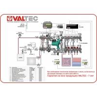 Оборудование для водяного теплого пола VALTEC