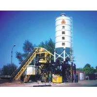 Китайский бетонный завод HZS90 90м3/час fangyuan
