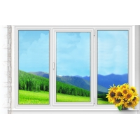 Пластиковые окна, алюминиевые балконы немецкий профиль REHAU