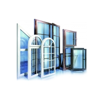 Окна и двери из ПВХ и массива древесины