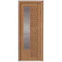 Межкомнатные двери натуральный шпон