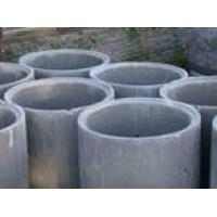 Бартер: кольца колодезные на стройматериалы