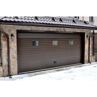 Ворота секционные гаражные  от 24980 руб.