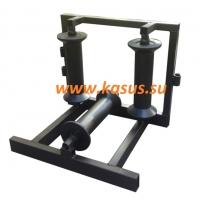 Ролик монтажный (кабельный) угловой РКУ 100-3ТМ