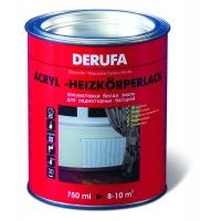 Радиаторная эмаль Derufa Acryl-heizkoerperlack