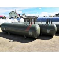 Резервуары для хранения сжиженного газа