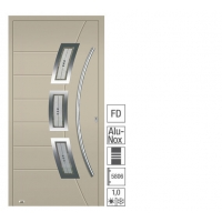 Входные двери Koester Aluminium GmbH Modern 5225