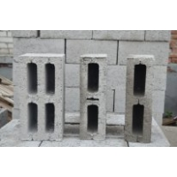 Керамзитобетонные блоки 120х190х390
