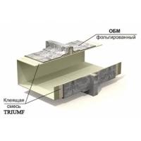 Огнезащита воздуховодов ОБМ Огнезащитный базальтовый материал