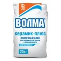 Плиточный клей  ВОЛМА-КЕРАМИК-ПЛЮС