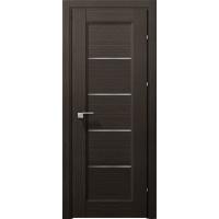 Дверь межкомнатная Краснодеревщик Черный Дуб 3352