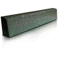 Резиновый бордюр 500 мм