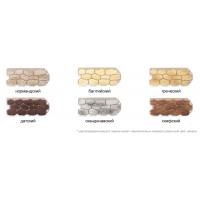 Стеновые панели под камень Альта-профиль Бутовый камень