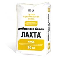 Добавка в бетон Лахта КМД ТУ 5743-001-11149403-2003