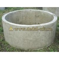 Кольцо бетонное 20.6 с пазом Дедал