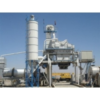 Асфальтовые заводы 160 – 200 тонн / час Benninghoven MBA