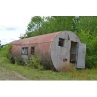 Продаются вагончики-бытовки круглого сечения
