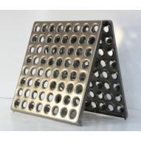Напольное покрытие из металлической плитки АвтоСпецМаш Плитка металлическая