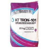 Клей КТтрон-101 для плитки эластичный гидроизоляционный с повыше КТтрон