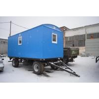 вагон-дом на колесах
