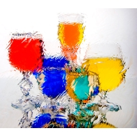 Продаю краску флуорисцентных цветов Enameru