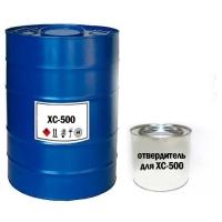 Краска по ржавому металлу ХС-500