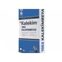 клей для плитки на основе белого цемента калеким 1052 KALEKIMBEYAZ