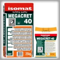 Megacret 40 Isomat