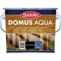 DOMUS AQUA (10л) Краски для деревянных фасадов SADOLUN