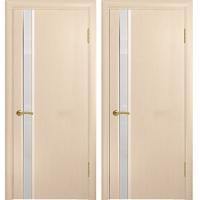 Межкомнатные двери Модерн-1 Беленый дуб