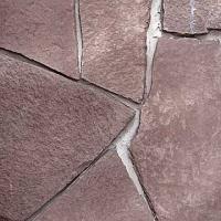 Камень натуральный лимизит (Бордо)