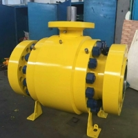 Flanged Ball Valves