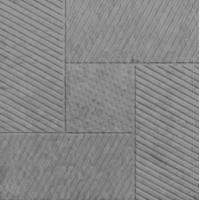 Тротуарная плитка, Кубик-штрих 300х300 СмолЭлитБетон