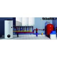 Оптовая продажа водопроводным и отопительным оборудованием, обор