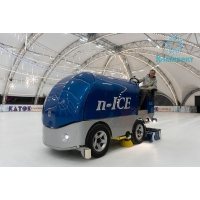 Сервисное обслуживание ледовых объектов