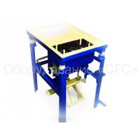 Вибропресс для производства блоков СГС-1