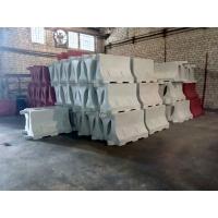 Водоналивные барьеры блоки 1200*750*500 Полимер Корп Л-1200