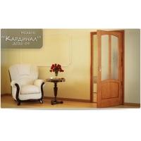 Двери деревянные Ампир, Лотос, Классика, Кардинал, Фаворит, Водо