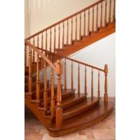 Лестницы из массива дуба