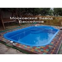 Композитный бассейн Московский Завод Бассейнов Доминика
