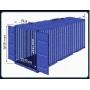 Продажа морских и железнодорожных контейнеров 20 футов (тонн)   Самара
