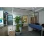 офисные перегородки SOFOS каркасные, мобильные и цельностеклянные Москва