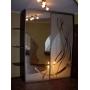 зеркало и стекло с пескоструйным матовым рисунком   Саратов