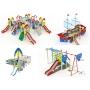 Детский игровой комплекс для дома, дачи, детского сада   Самара