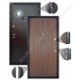 Входные металлические и межкомнатные двери оптом ДваКрат ООО  Йошкар-Ола