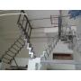 изготовление металлических лестниц   Москва