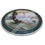Журавли - мраморный стол ручной работы Мрамор Спб  Санкт-Петербург