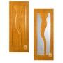 """Межкомнатная филенчатая дверь из массива сосны """"Водопад&amp   Йошкар-Ола"""