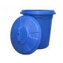 Бак пластмассовый для мусора. (80,100,120 л)   Новокузнецк
